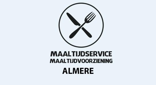 maaltijdvoorziening almere