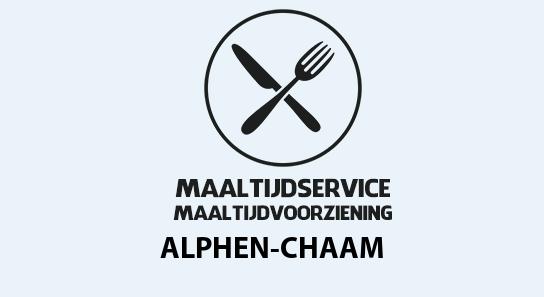 maaltijdvoorziening alphen-chaam