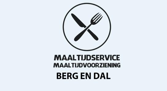 maaltijdvoorziening berg-en-dal