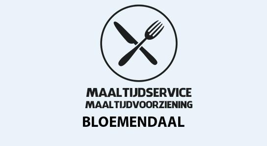 maaltijdvoorziening bloemendaal