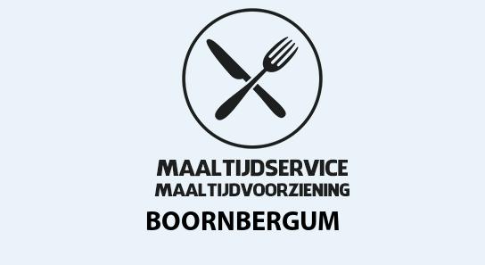 maaltijdvoorziening boornbergum