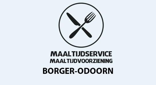 maaltijdvoorziening borger-odoorn