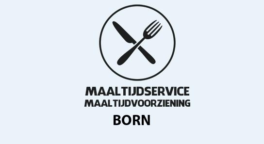 maaltijdvoorziening born
