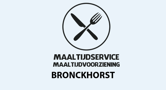 maaltijdvoorziening bronckhorst