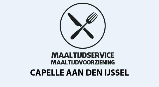 maaltijdvoorziening capelle-aan-den-ijssel