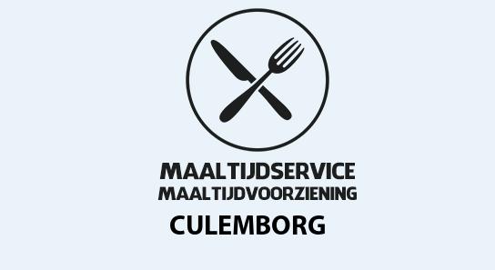 maaltijdvoorziening culemborg