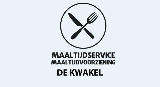 maaltijdvoorziening de-kwakel