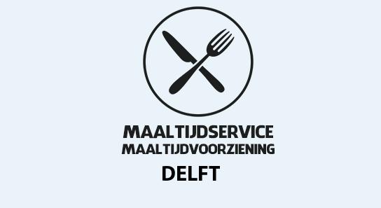 maaltijdvoorziening delft