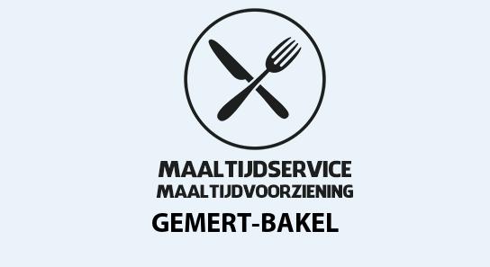 maaltijdvoorziening gemert-bakel