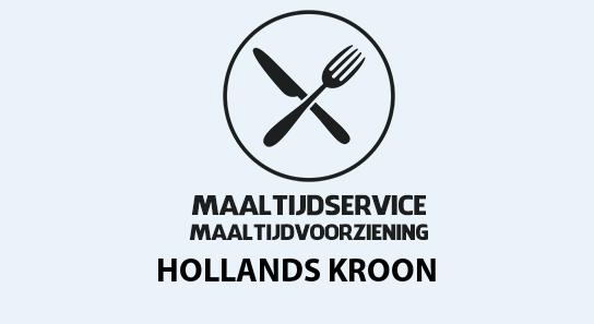 maaltijdvoorziening hollands-kroon