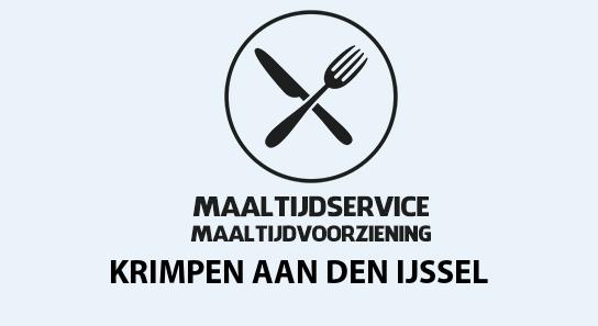 maaltijdvoorziening krimpen-aan-den-ijssel