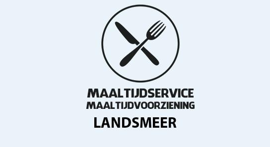 maaltijdvoorziening landsmeer
