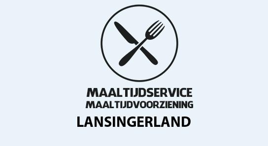 maaltijdvoorziening lansingerland