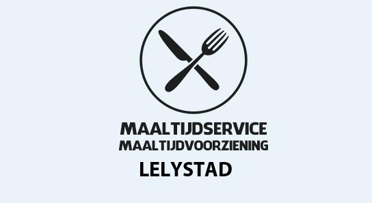 maaltijdvoorziening lelystad