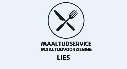 maaltijdvoorziening lies