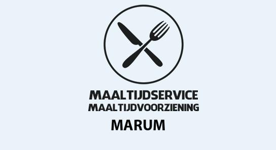 maaltijdvoorziening marum