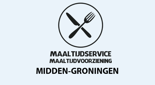 maaltijdvoorziening midden-groningen