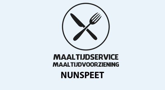 maaltijdvoorziening nunspeet