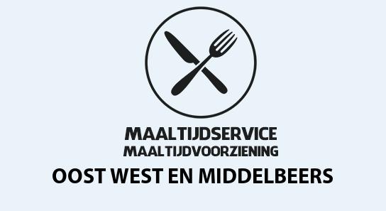 maaltijdvoorziening oost-west-en-middelbeers