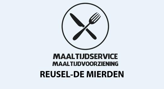 maaltijdvoorziening reusel-de-mierden