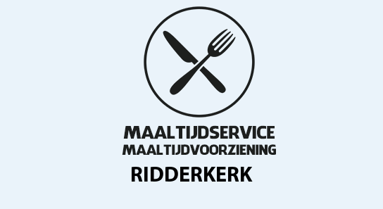 maaltijdvoorziening ridderkerk