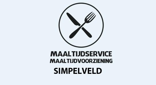 maaltijdvoorziening simpelveld