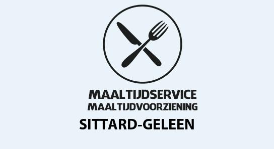 maaltijdvoorziening sittard-geleen