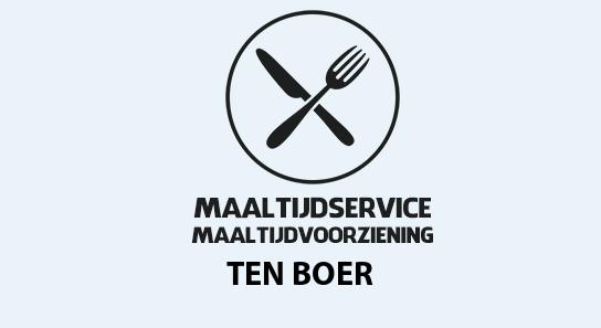 maaltijdvoorziening ten-boer