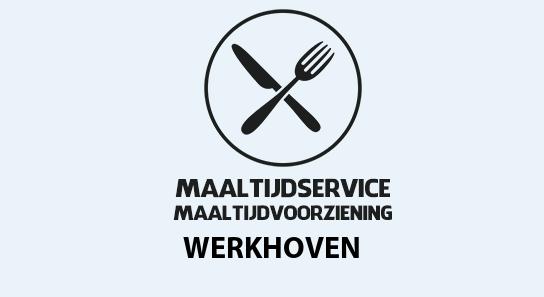 maaltijdvoorziening werkhoven