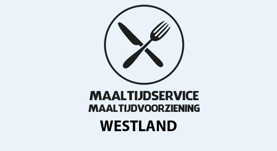 maaltijdvoorziening westland