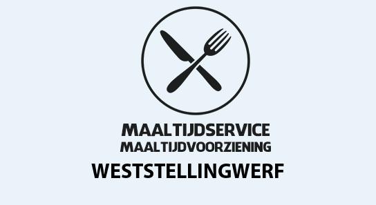 maaltijdvoorziening weststellingwerf