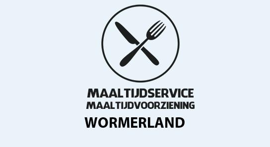 maaltijdvoorziening wormerland