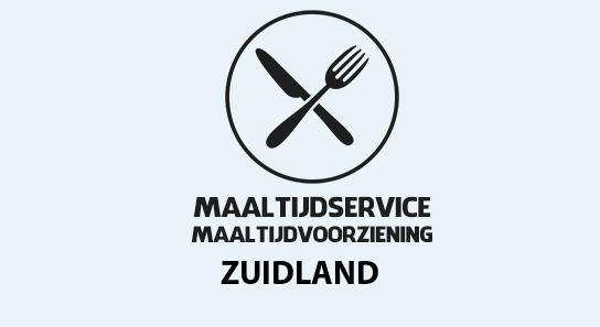 maaltijdvoorziening zuidland